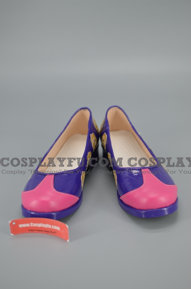 Palanquin D.Va Shoes from Overwatch