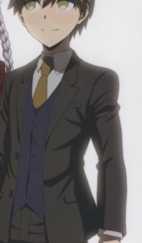 Персонаж Комару Наэги из аниме Данганронпа   786x460