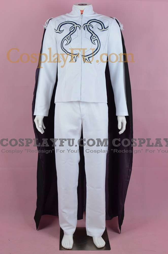 Prince Demand Cosplay Costume from Sailor Moon