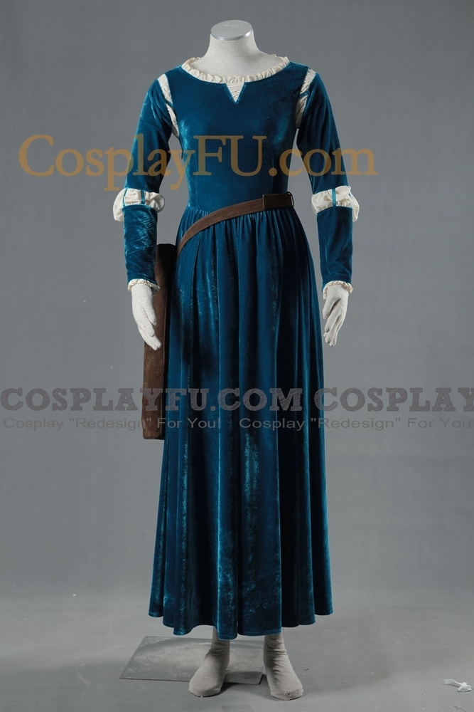 Rebelle Mérida Costume (F118)