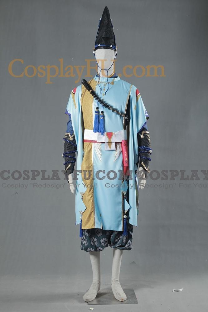 Abe no Seimei Cosplay Costume from Onmyoji