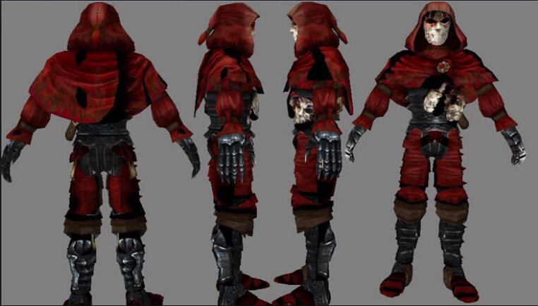 Jack Cosplay Costume from Fable
