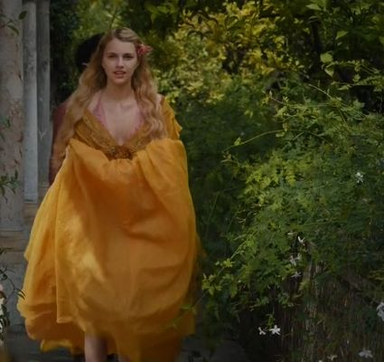 Myrcella Cosplay Costume from Game of Thrones
