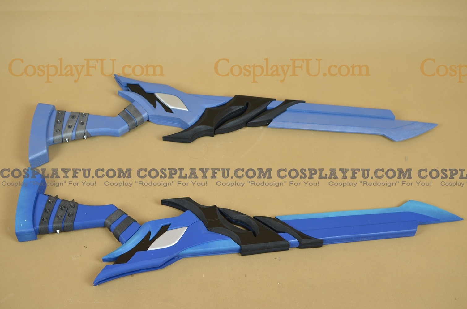 Demonio Gun Blades from Elsword