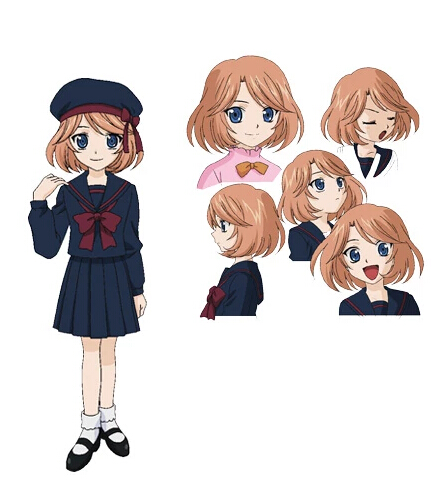 Emi Cosplay Costume from Cardfight!! Vanguard G: Gears Crisis-hen