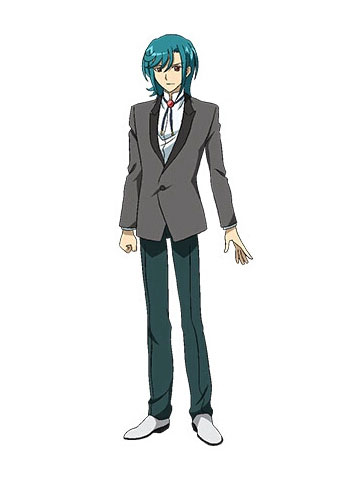 Mamoru Cosplay Costume from Cardfight!! Vanguard G: Gears Crisis-hen