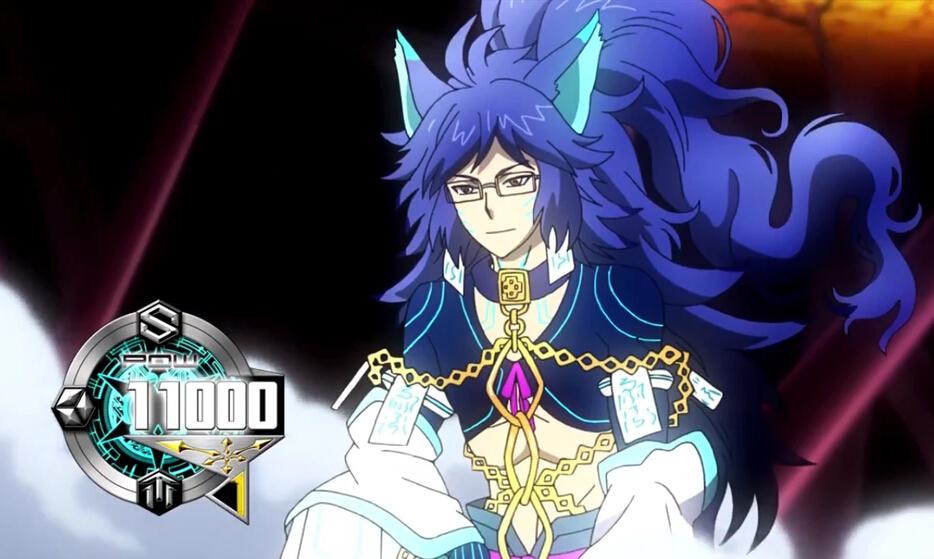 Shouma Cosplay Costume from Cardfight!! Vanguard G: Gears Crisis-hen