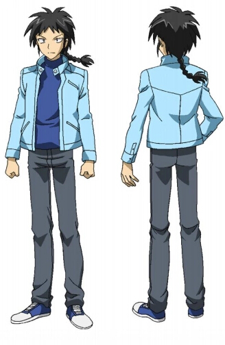 Tsuneto Cosplay Costume from Cardfight!! Vanguard G: Gears Crisis-hen