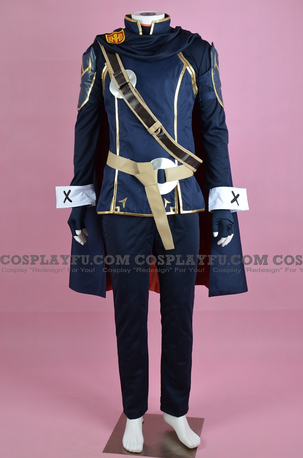 Lucina Cosplay Costume from Fire Emblem Awakening