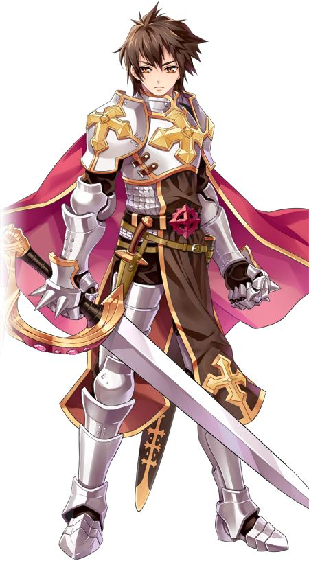 Lord Cosplay Costume from Ragnarok Online