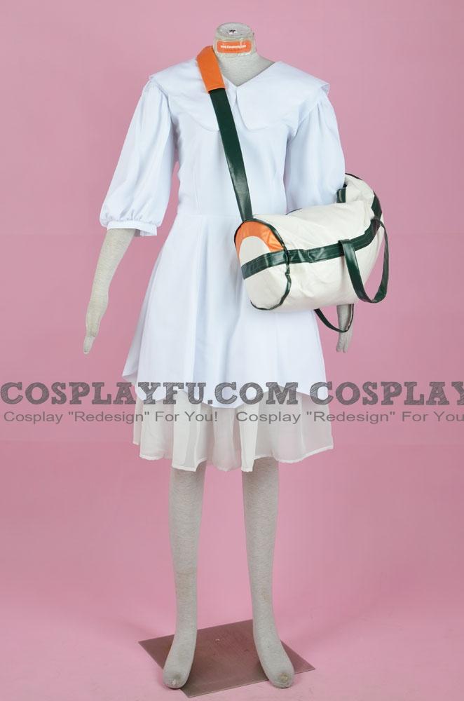 Custom Lillie Cosplay Costume from Pokemon Sun and Moon ...