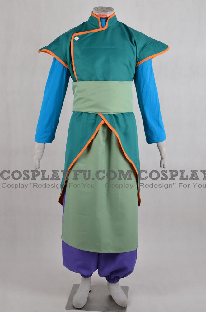 DBZ Anat Cosplay Costume from Dragon Ball