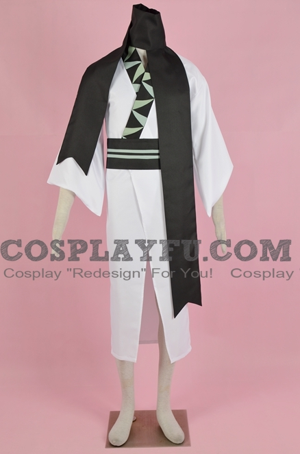 Grimsley Cosplay Costume from Pokemon
