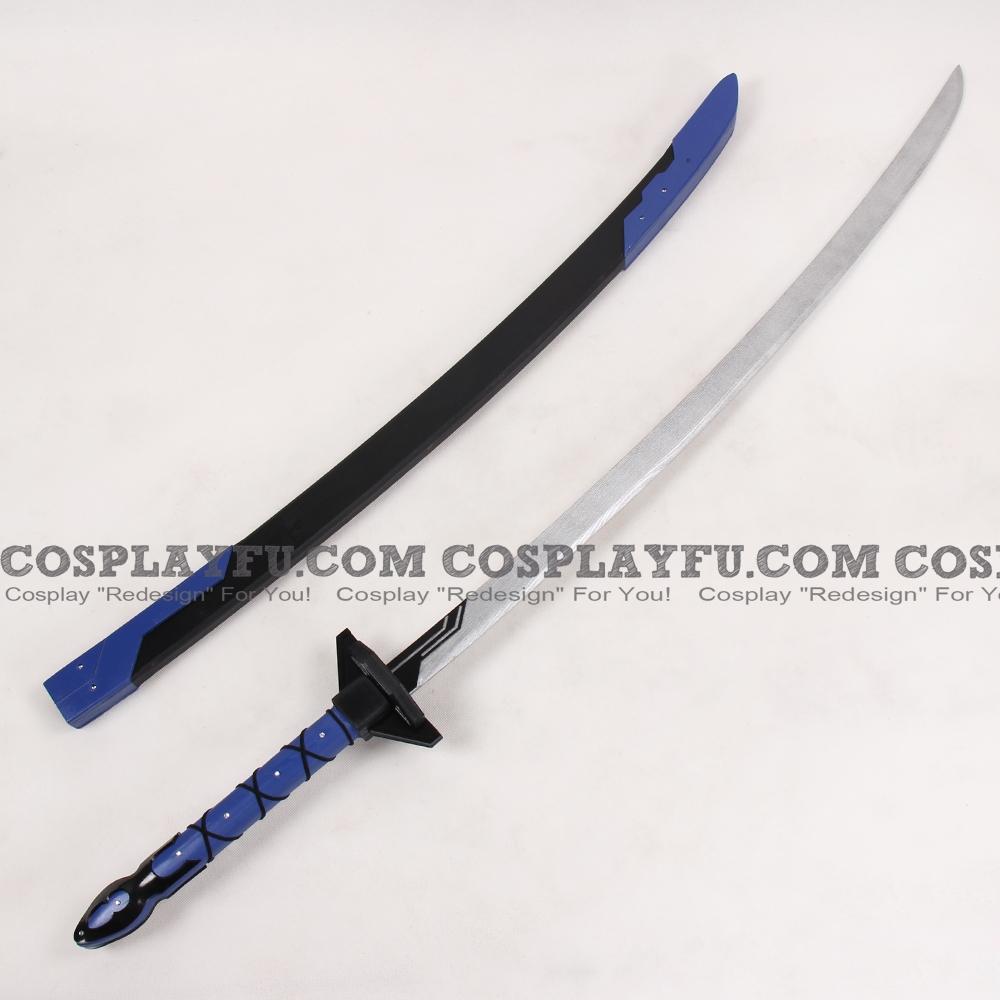 Yoruka Sword from Undefeated Bahamut Chronicle