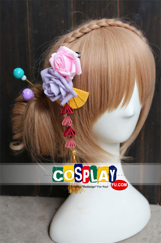 Umi Hair Clip (Seven Lucky Gods) from Love Live!