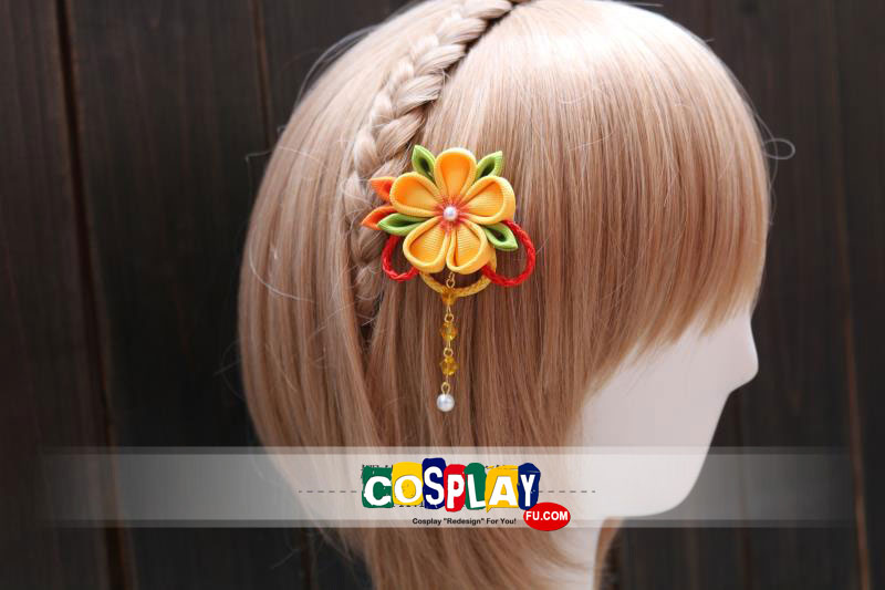 Rin Hair Clip from Love Live!