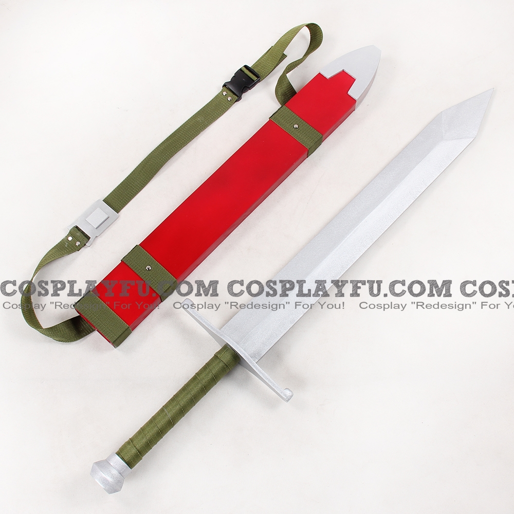 Trunks Sword (Future) from Dragon Ball