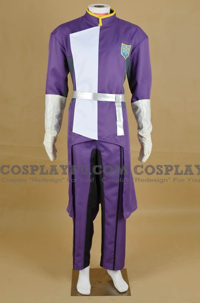 Vidar Cosplay Costume from Mobile Suit Gundam Iron Blooded Orphans