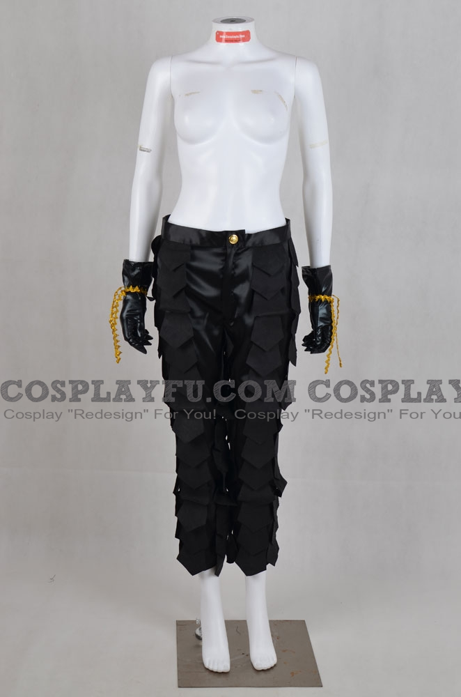 Eve Cosplay Costume from NieR: Automata