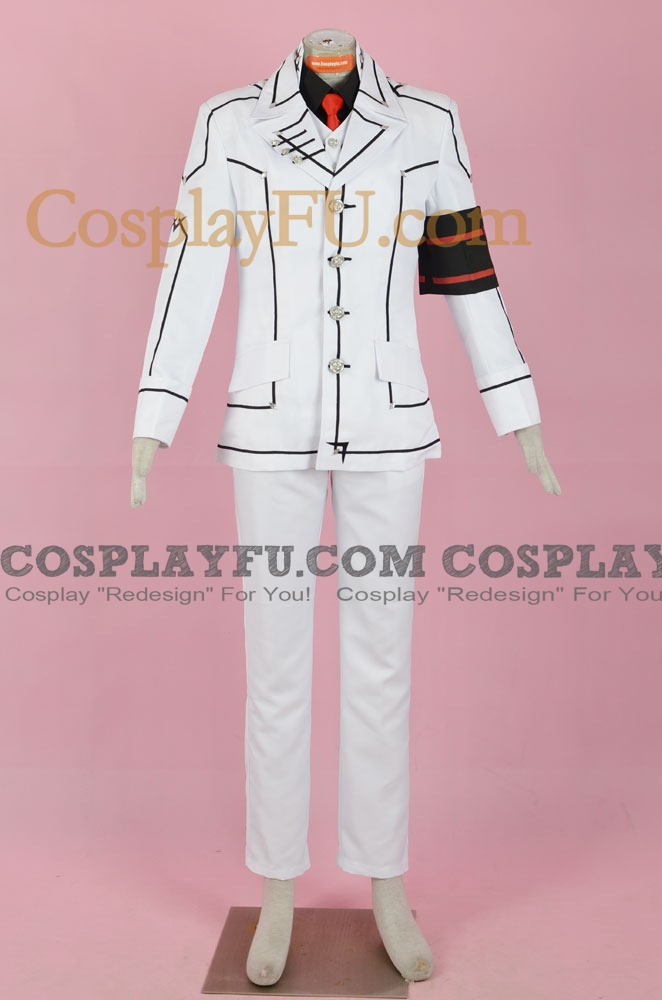 Vampire Knight Kaname Kuran Costume (Night Class Uniform)