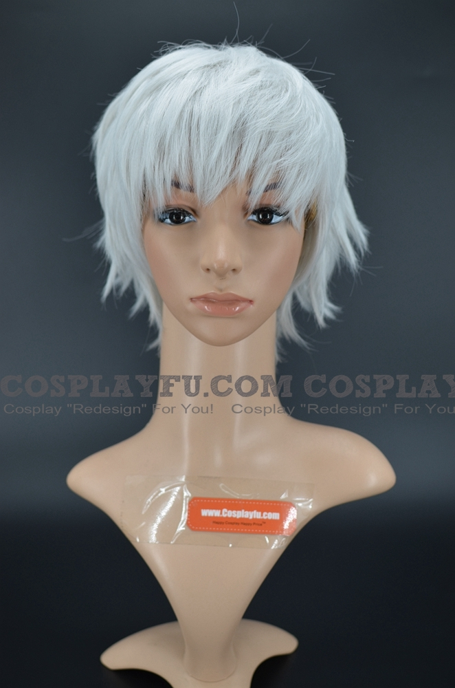 Eve Wig from NieR: Automata