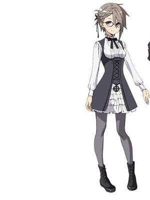 Angie Cosplay Costume from Princess Principal
