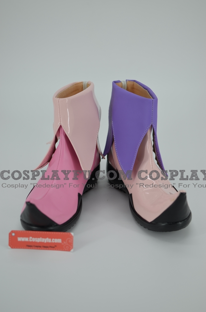 Magilou Shoes from Tales of Berseria