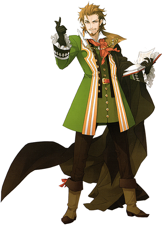 William Cosplay Costume from Fate Grand Order