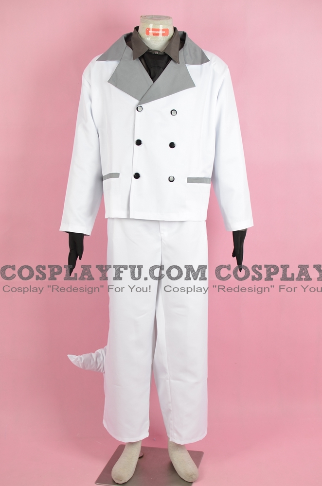 Sal Cosplay Costume from Wadanohara and the Great Blue Sea
