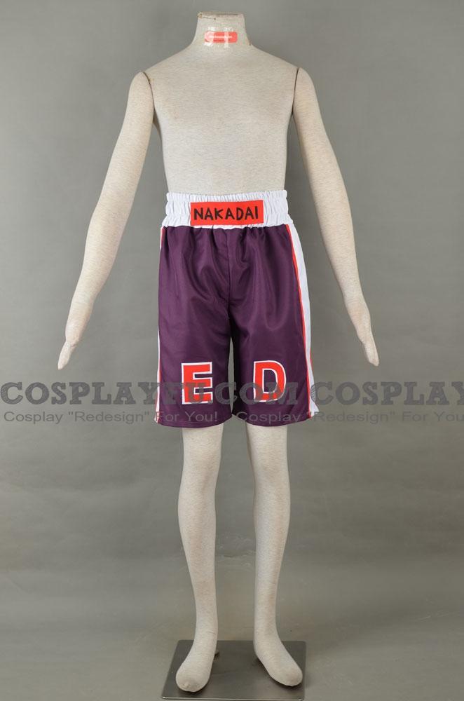 Eiji Date Cosplay Costume from Hajime no Ippo