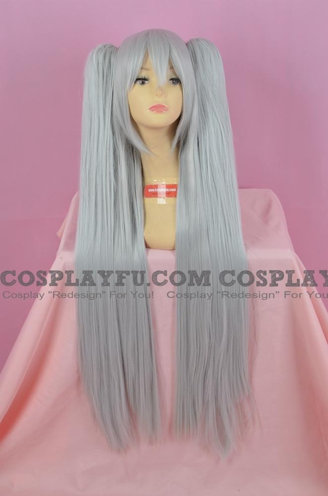 Military Uniform Princess Wig from Re:Creators