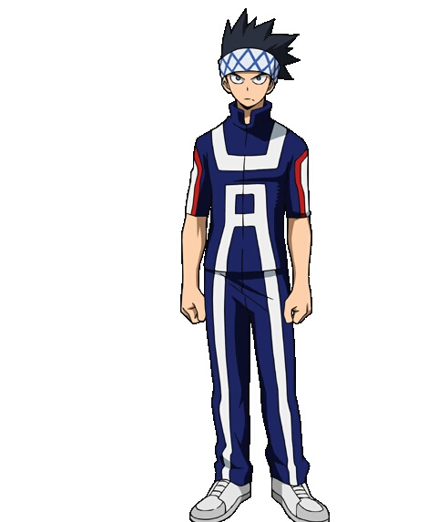 Yosetsu Awase Cosplay Costume from My Hero Academia
