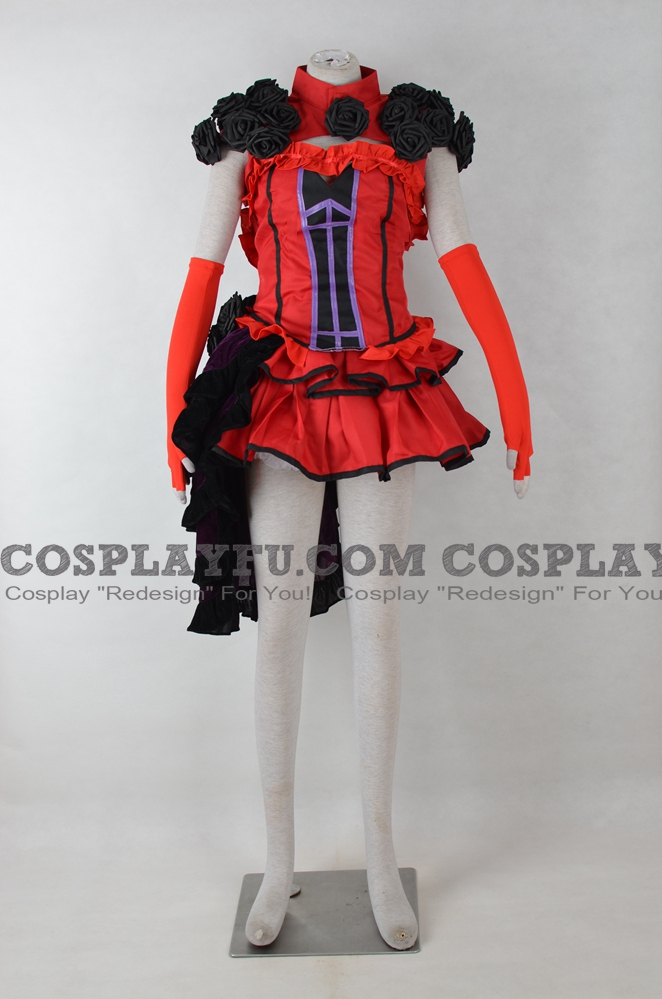Astaroth Cosplay Costume from The 7 Deadly Sins