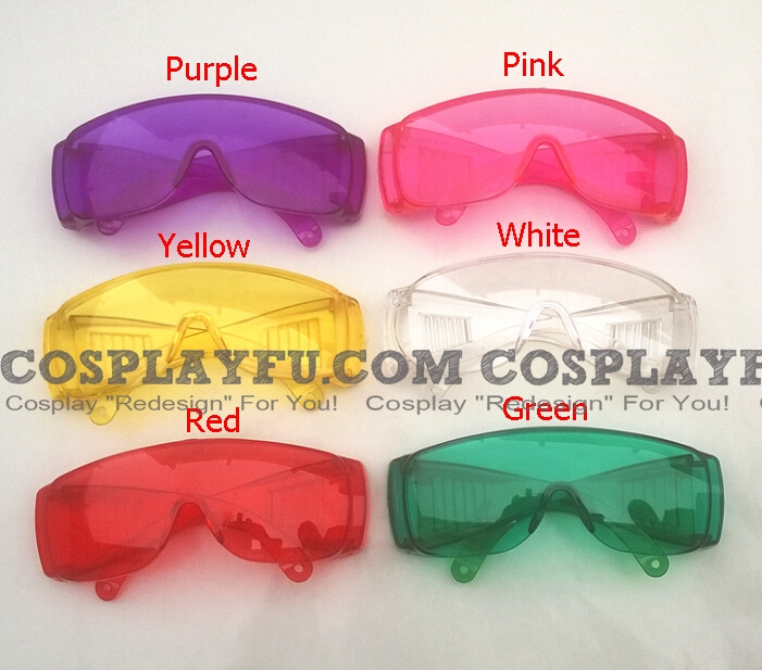 Cosplay Glasses (Goggles)