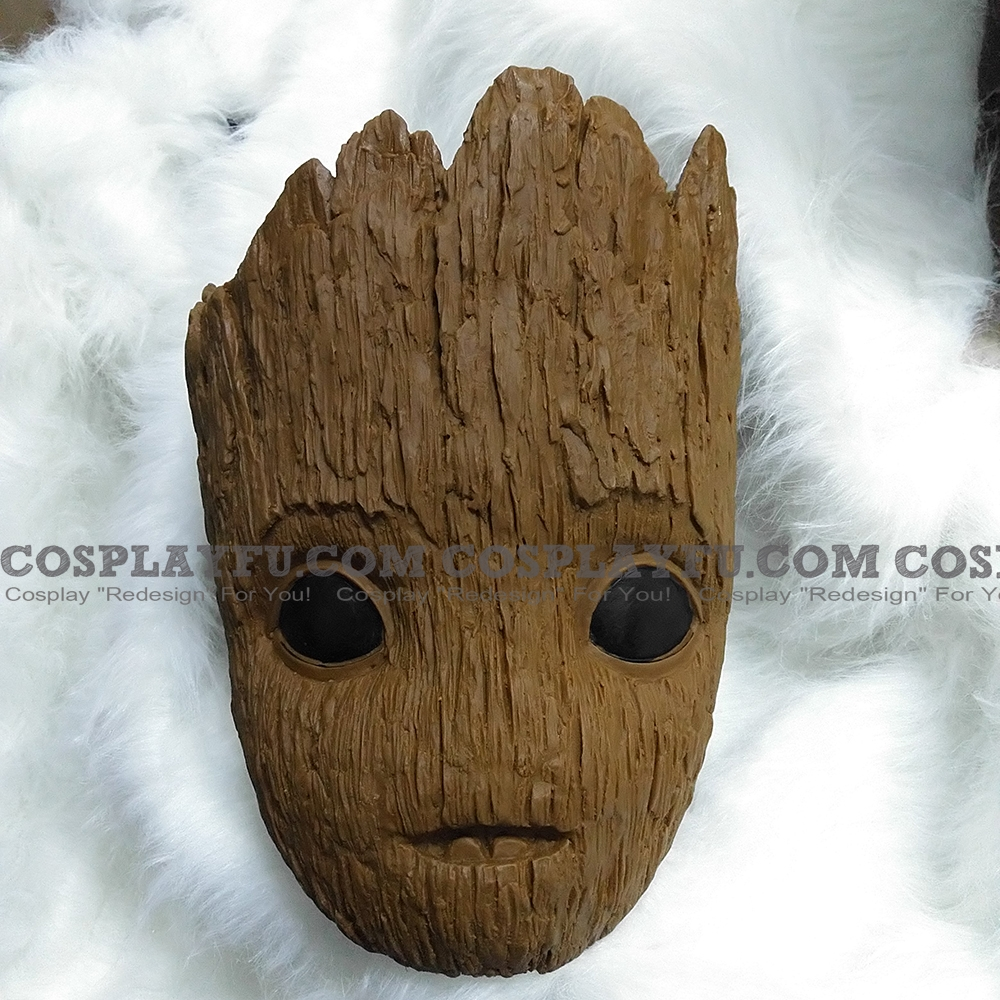 Baby Groot Mask from Guardians of the Galaxy Vol. 2