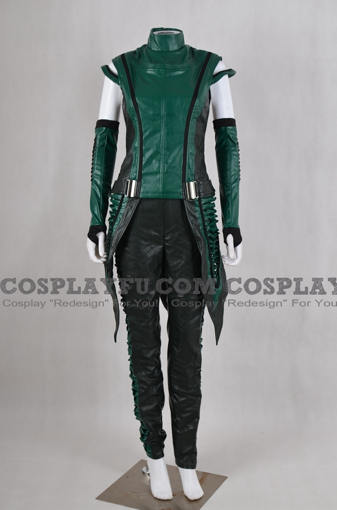 Mantis Cosplay Costume from Guardians of the Galaxy Vol. 2