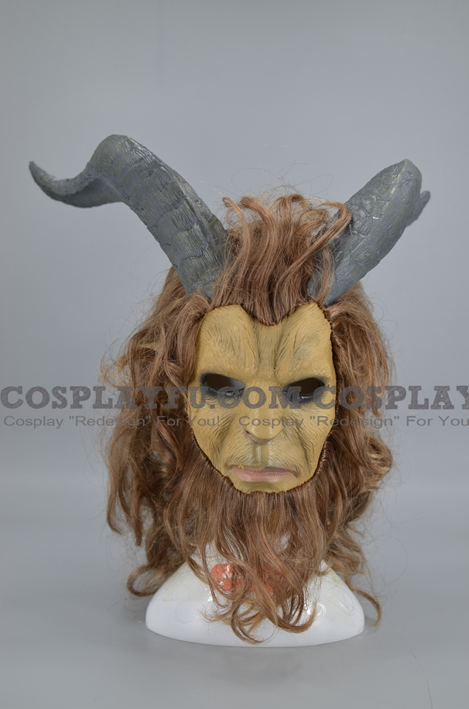The Beast Mask (2017 film) from Beauty and the Beast