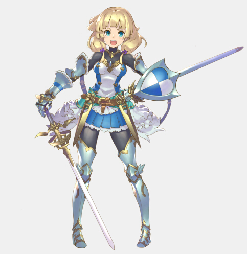 Fencer Cosplay Costume from Etrian Odyssey V