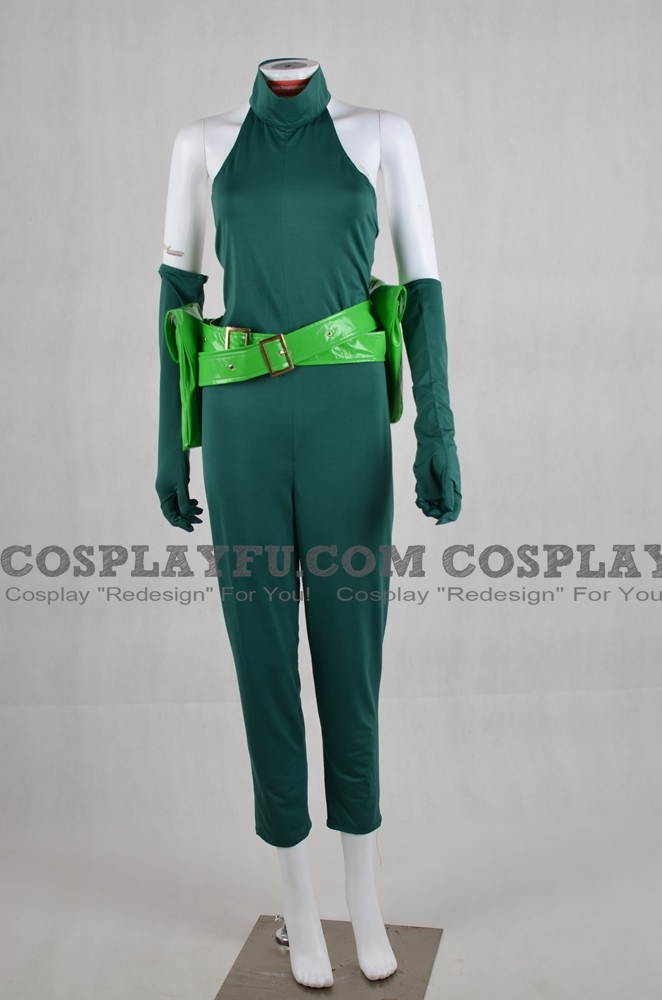 Viper Cosplay Costume from Captain America