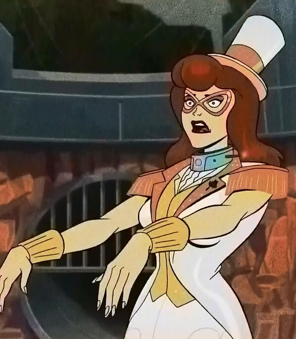 Triple Threat Cosplay Costume from The Venture Bros