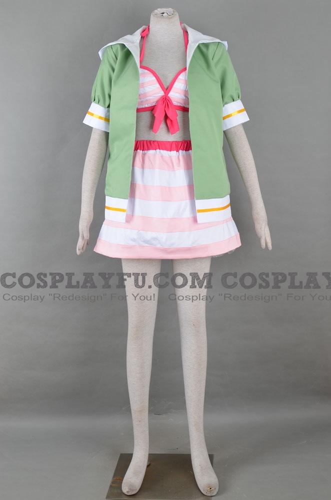 Nagisa Cosplay Costume from Beatmania IIDX