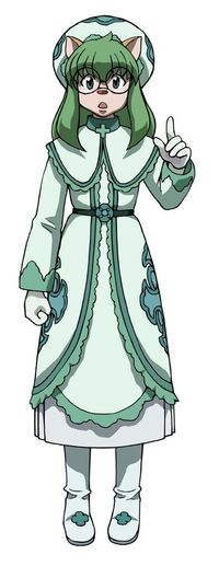 Cheadle Cosplay Costume from Hunter X Hunter