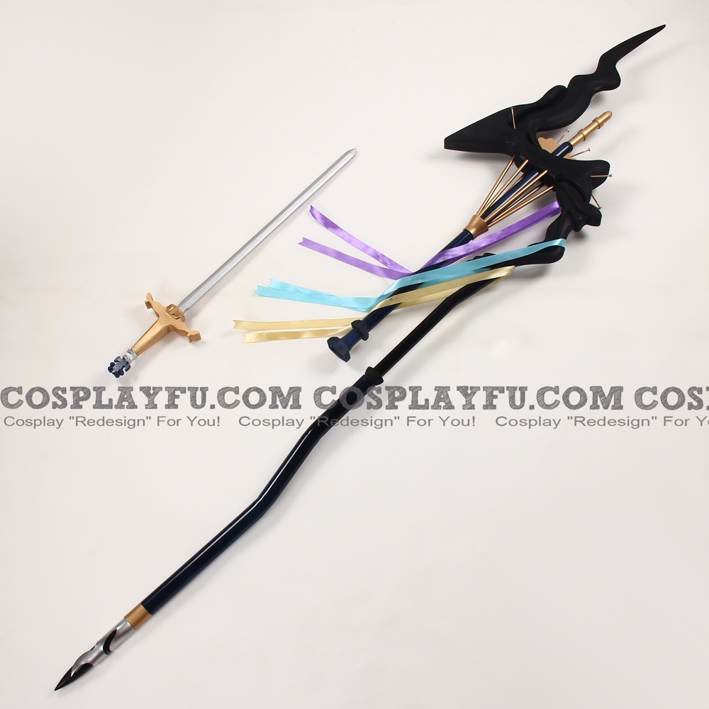 Merlin Staff from Fate Grand Order