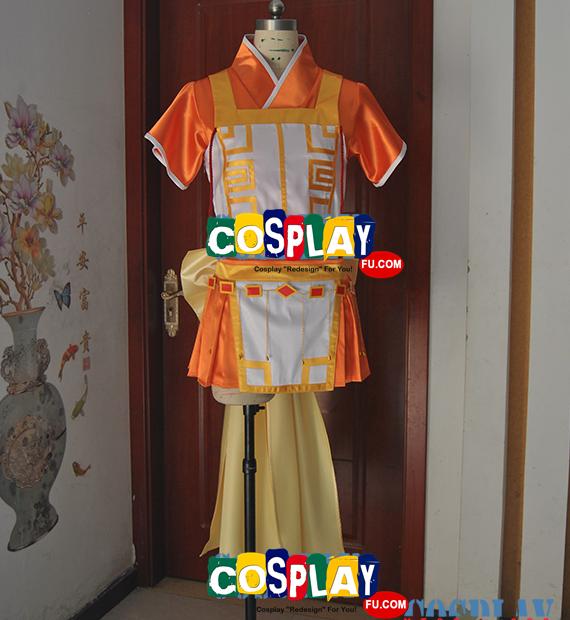 Tsuruno Cosplay Costume from Puella Magi Madoka Magica Side Story: Magia Record