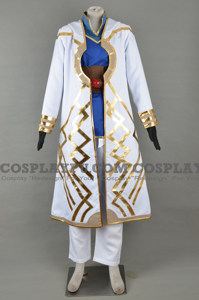 Kiran Cosplay Costume from Fire Emblem Heroes