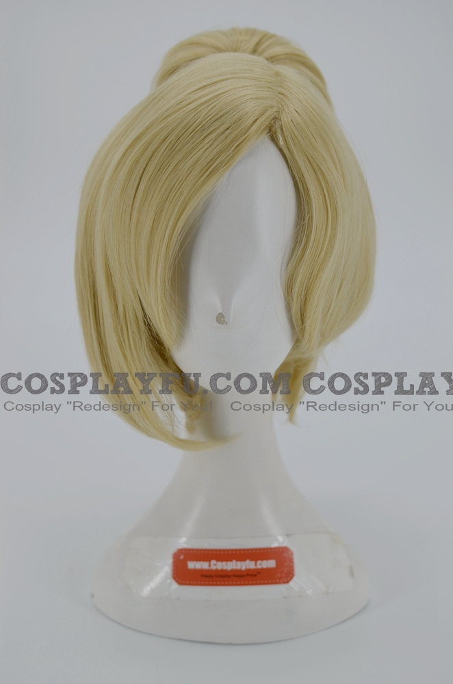 Mercy Wig (F02) from Overwatch