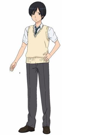 Ikuo Cosplay Costume from Seiren