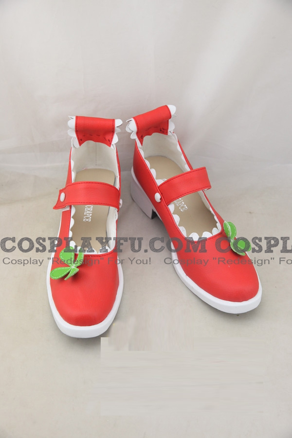Polka Shoes (C911) from Eternal Sonata