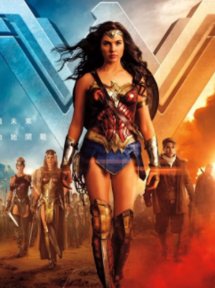 Diana Prince Cosplay Costume (2017film) from Wonder Woman