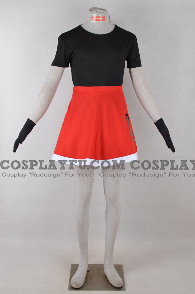 Watermelody Cosplay Costume from My Little Pony